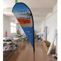 Wholesale Medium Teardrop Flag Banners with Cross Feet from china suppliers