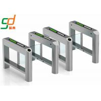 Wholesale Outdoor IP54 Automatic Commercial Swing Barrier Gate System,RFID Turnstiles from china suppliers