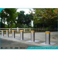 Quality Remote Control Driveway Security Posts Retractable Security Bollards for sale