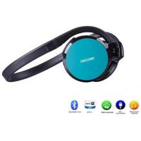Wholesale Sports waterproof wireless Bluetooth Over The Head Headset With Micro SD Card from china suppliers