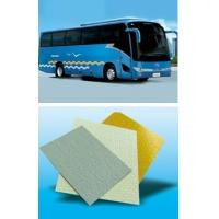 China coach and commercial vehicle outer skin frp sheet without gelcoat on sale