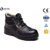 Wholesale Exposed EUR 43 Steel Toe Cap Boots Electrical Hazard Osha Soft Insole Antistastic from china suppliers