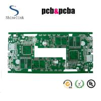 Wholesale 100% E-test EMS prototype pcb manufacturer for advanced smt assembly from china suppliers