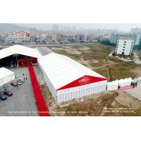 Wholesale 20M X 50M  Luxury Wedding Tents With Hard Wall  for Outdoor Anniversary Event Party from china suppliers