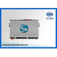 Wholesale High Performance 2 Row Aluminum Radiator 2003 Forenza 1.6i 16V OEM P96553243 from china suppliers
