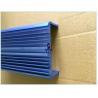 6063 T5 Structural Extruded Aluminum Shutter Fence Slats For Building Decoration for sale