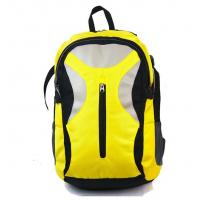 Wholesale Yellow Women'S Computer Backpack / Womens Laptop Backpacks For Hiking from china suppliers