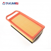 China VW Engine Automobile Air Filter , Cloth High Performance Air Filters For Cars on sale