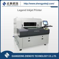 Wholesale High Definition PCB Testing Equipment / Printed Circuit Board Inkjet Legend Printing Machine from china suppliers
