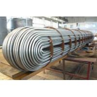Wholesale 304 316 U Bend Stainless Steel U Tube For Heat Exchange ASTM A213 Standard from china suppliers