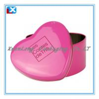 Wholesale Round cookie tin box with pretty printing from china suppliers