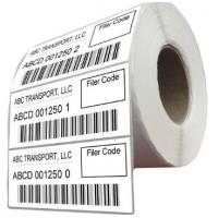 Wholesale Durable Logistic Labels Customized Size For Delivery / Shipping from china suppliers