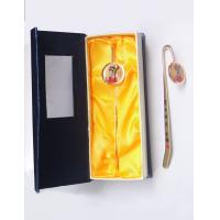 China Personalized Metal Book Mark on sale