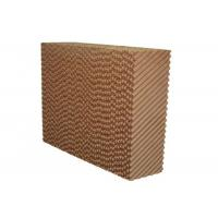 Wholesale Brown Color Greenhouse Cooling Pad System With Aluminum Alloy Frame from china suppliers