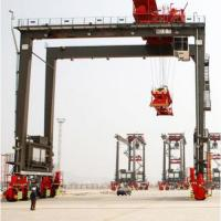 Wholesale 40 Ton 30 Ton Ship To Shore Container Cranes Double Beam Electric Lifting from china suppliers
