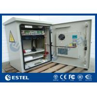 Wholesale Sunproof Rainproof Wall Mount Data Cabinet Outdoor Telecom Enclosure Grey Color from china suppliers