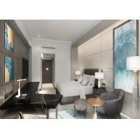 Buy cheap Modern Style Hotel Bedroom Furniture For Double Tree Hilton Hotel Project from wholesalers