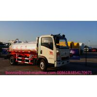 Wholesale HOWO 4*2 10CBM 10000L Vaccum Sewage Suction Truck 120hp Horse Power from china suppliers