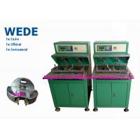 Wholesale Fast Flyer Style Manual Coil Winding Machine , External Armature Motor Stator Winding Machine from china suppliers