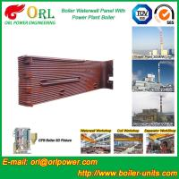 Wholesale Power Station Boiler Water Wall Natural Circulation High Temperature from china suppliers