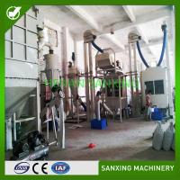 Wholesale SX1001 model electrostatic separator method Waste PCB boards recycling machine -wind pressure separating from china suppliers