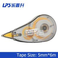 Wholesale No Smell Refillable Yellow Correction Tape LPS Stationery 90191 Reach Certification from china suppliers