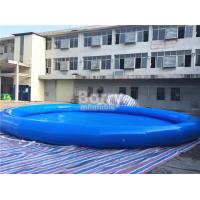 Wholesale Round Inflatable Blow Up Swimming Pool For Electric Inflatable Bumper 1 Seat Boat from china suppliers