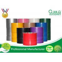 Wholesale Cool Cloth Duct Tape , Cloth Sticky Tape For Cargo Seaming 12-72mm Width from china suppliers