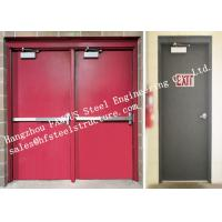 Wholesale Residential Steel Fire Resistant Industrial Garage Doors With Remote Control from china suppliers