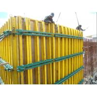 Building Concrete Wall Formwork , 60KN/m2 H20 Timber Beam Formwork for sale