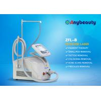 Wholesale 1064nm 532nm 755nm Nd Yag Laser Tattoo Removal Machine With Korea Treatment Head from china suppliers