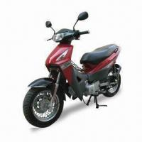Buy cheap 50/110/125cc Cub Motorcycle with 1,220mm Wheelbase and CD Ignition from wholesalers
