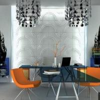 Wholesale PVC Wall Panel for Living Room  from china suppliers