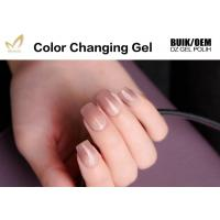 Wholesale Eco - Friendly Mood Changing Gel Nail Polish Acrylic Resin Ingredients from china suppliers