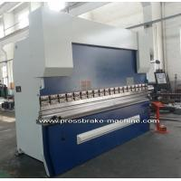 Buy cheap 380V Synchro Servo Steel Plate Bending Machine CNC Hydraulic 160T/4000 from wholesalers