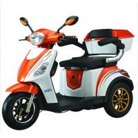 Wholesale Foldable Electric Scooter , Electric Adult Mobility Scooter 1550x700x1000 50-60KM 6  to  8 hours Max. Speed  km / h from china suppliers