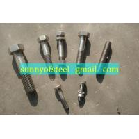 Wholesale incoloy UNS N09925 fastener bolt nut washer gasket screw from china suppliers