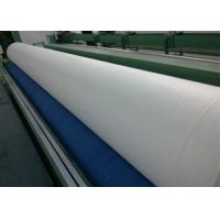 Wholesale 6m Width White Non Woven Polypropylene Geotexitle Fabric High Strength from china suppliers