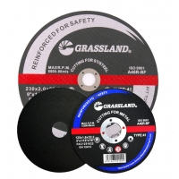 Wholesale 125mm 5 Inch Metal 1X22.2mm Grinder Abrasive Disc from china suppliers
