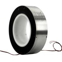 Wholesale 2 Circuits Through Bore Slip Ring with transmitting power and digital signal in 360-degree continuous rotation from china suppliers