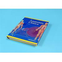 Quality Thickness Hardcover Book Printing Services with 1088 Pages Sewing Binding A4 Size for sale