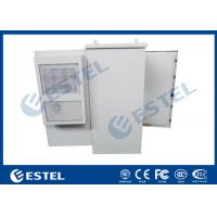 Wholesale 27U Air Conditioner Type Outdoor Communication Cabinets With One Front Door from china suppliers