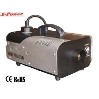 Wholesale Commercial Stage Fog Machine 900W CE/ROHS Approved Wire Wireless Control For TV Studios   X-06 from china suppliers