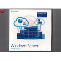 Wholesale Online Activate Windows Server 2016 Standard Product Key Sticker+DVD Medium from china suppliers