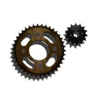 Wholesale Thermal Treatment 1045 Steel Motorcycle Sprocket Chain For Yamaha Motorbike Accessories from china suppliers