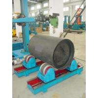 Buy cheap 2T Manual Bolt Shifting Welding Turning Rolls / Self Aligning Rotators for Pipe from wholesalers