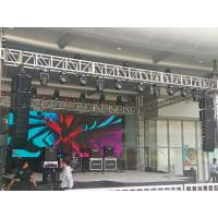 Wholesale Eachinled 3.9MM LED Screen , 5000CD/M2 Outdoor Rental LED Screen SMD1921 AC110-220V from china suppliers