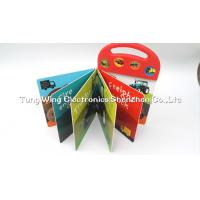 Wholesale Toy Trucks Button Sound Book , interactive sound books for children from china suppliers
