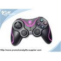 China 3D mushroom head purple color soft and smooth PS3 motion Controller with 6 axis sensor for sale