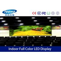 Wholesale Full Color SMD Rental P6 Stage LED Display Video Wall , Movable LED Display 16.7M 130°/ 120° from china suppliers